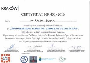 certyfikat par