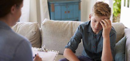 Terapia dla dzieci i młodzieży - Zaburzenia rozwoju emocjonalnego i społecznego...